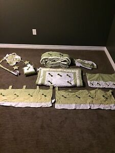 Dragonfly Crib/Nursery Set