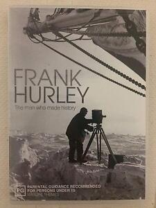 Frank Hurley: The Man Who Made History DVD Belrose Warringah Area Preview