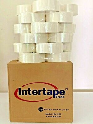 24 Rolls 1-12x 60 Yards Filament Tensilized Removable Tape Ipg 2.6mil-usa Made