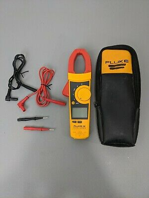 Fluke 336 Clamp Meter True Rms With Ideal Leads
