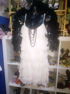 1920'S GATSBY FLAPPER DRESS