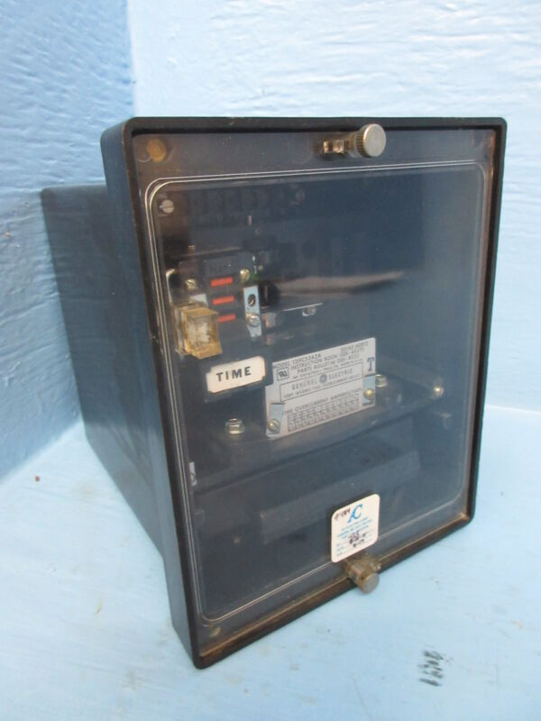 General Electric 12IFC53A2A Very Inverse Time Overcurrent Relay GE 50/60Hz