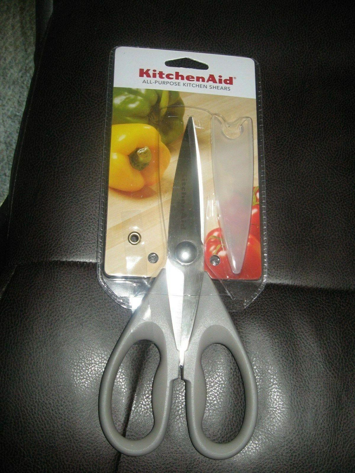 KitchenAid KC351OHGSA Multi-Purpose Scissors Stainless Steel