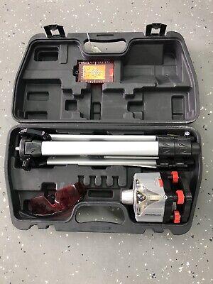 Pittsburgh Motorized Rotary Laser Level Kit 69247