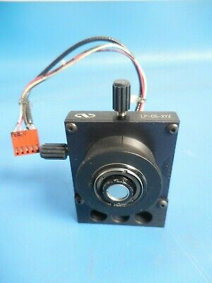 Newport Lp-05-xyz 3-axis Lens Positioner