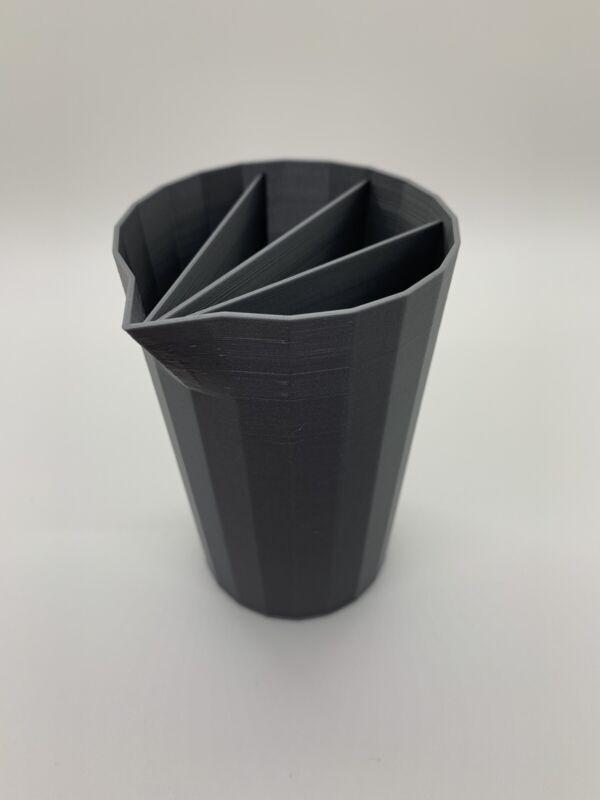 8 oz Paint Pouring Cup, Acrylic Paint, 4 Compartment Split Cup, Fluid Art suppli