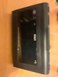 RCA Dual Wake Clock Radio with USB Charging Used Tested Works Great