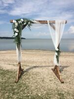 Wedding Arbor/Arch for Rent - $200