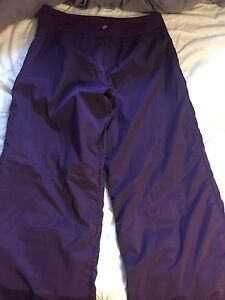 Lululemon wind breaker pants