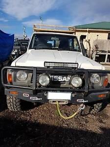1989 Nissan Patrol Wagon Margate Kingborough Area Preview
