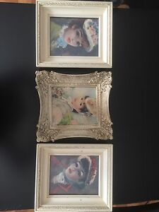 Antique Paintings and Frames