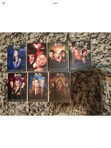 Buffy The Vampire Slayer COMPLETE SEASONS