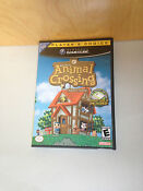 Animal Crossing GameCube with Memory Card