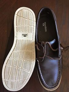 Men's boat shoes windriver size 11