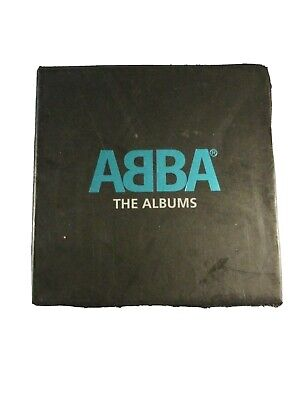 ABBA CD Collection Box Set The Albums Complete Works