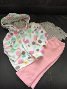 Vêtements bébé fille 6-9-12 mois