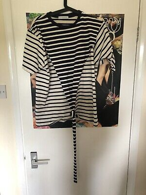 Mens J W Jw Anderson Knot Tee Size S Great Condition Designer Authentic