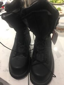 Canadian Military combat boots NEW
