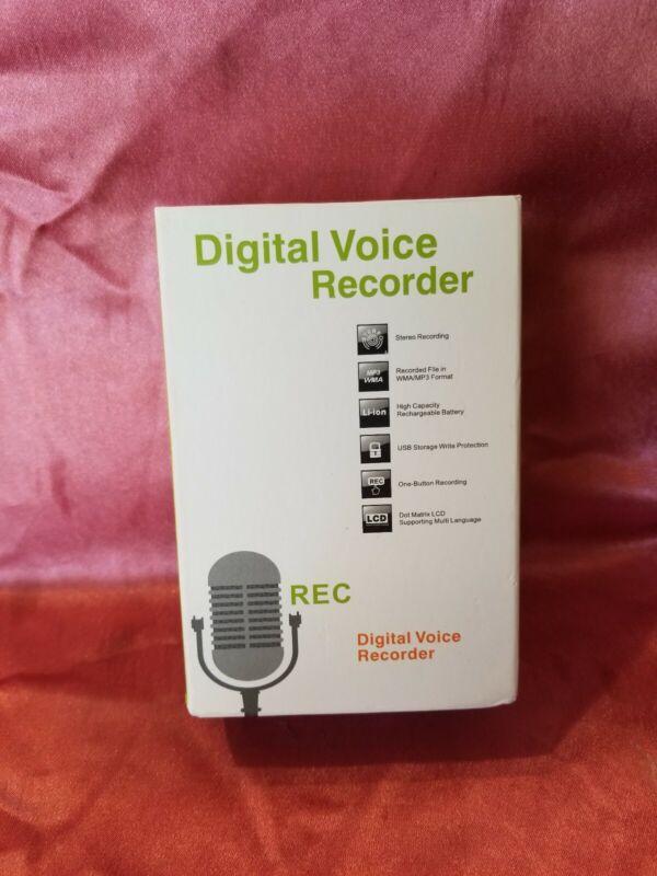 Digital voice recorder 8gb  Professional