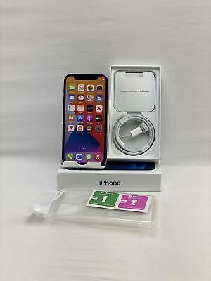 Apple iPhone 12 mini A2176 128GB Blue! Perfect! Factory Unlocked!