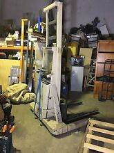 Crown walkie stacker forklift 4m height FREE FORK EXTENSIONS Campbellfield Hume Area Preview
