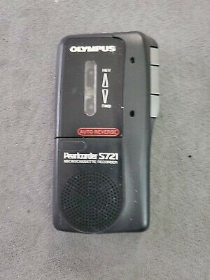 Olympus Pearlcorder S721 Microcassette Recorder Auto Reverse