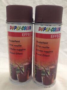 2x motip dupli color rosteffekt lack spray ratlook rost - Aerosol efecto piedra ...
