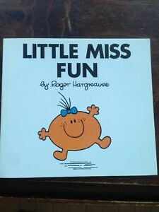 "Roger Hargreaves "" Little Miss Fun"""