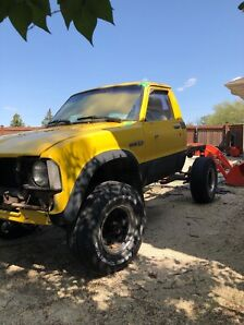 1981 Toyota 4x4 project