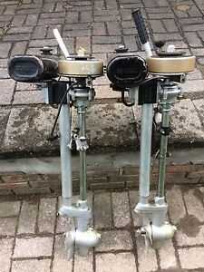 British Seagull Outboard Motors