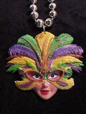 Mardi Gras Coloring Masks (COLORFUL