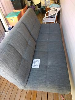 Sofa bed..