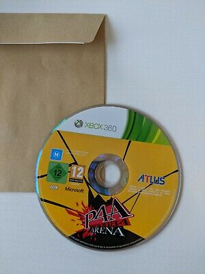 Persona 4 Arena Xbox 360 Game PAL UK Seller