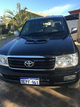 100 series toyota landcruiser Wanneroo Wanneroo Area Preview