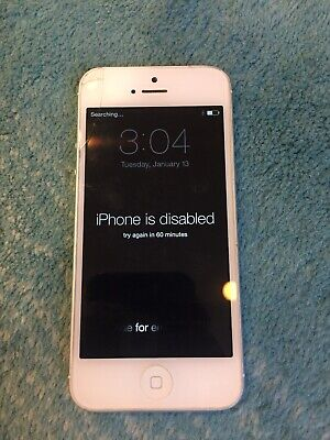 Apple iPhone 5 White A1428
