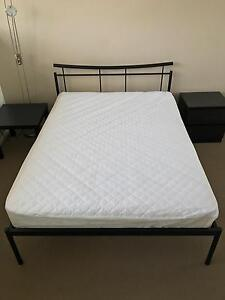 Double Metal Bed Frame with Chiro Rest Mattress + BONUS Mayfield East Newcastle Area Preview