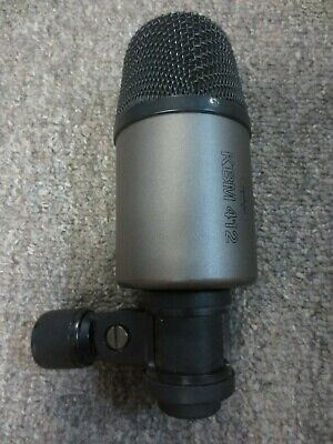 Open Box CAD Audio KBM412 Dynamic Kick Drum Microphone KBM-412 Instrument Mic