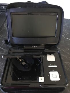 Portable DVD player Aspley Brisbane North East Preview