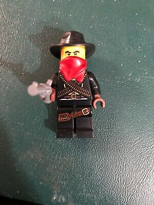 "LEGO SERIES #8827 MINIFIGURES SERIES #6 ""OUTLAW"""