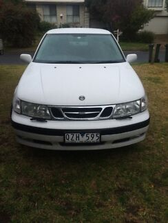 Saab 9-5 turbo just had new motor with warranty Blairgowrie Mornington Peninsula Preview