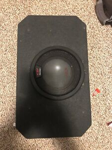 Amp and speaker set