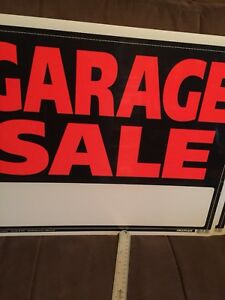 Huge Multi Family Garage Sale!!