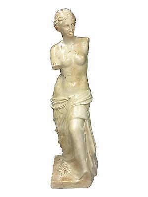 Frauenfigur Gartenfigur Marmor Optik Venus von Milano H:124cm (Frauen, Griechische Göttin)