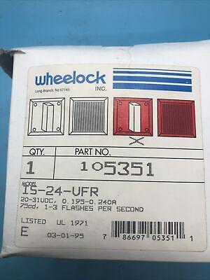 Wheelock Fire Alarm 105351 12232020 2