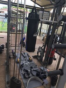 Complete gym equipment for sale cheap!!! Camillo Armadale Area Preview