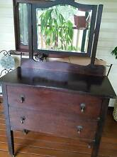 Silky Oak Dressing Table East Toowoomba Toowoomba City Preview