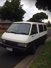 1989 Ford Econovan Van Minivan RWC and 8 MONTHS REGO Ormond Glen Eira Area Preview