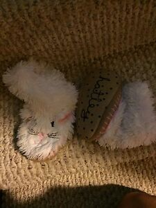 Hatley size small slippers