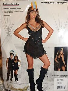 RESERVATION ROYALTY COSTUME SZ S