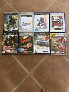 8 ps2 games Collingwood Park Ipswich City Preview